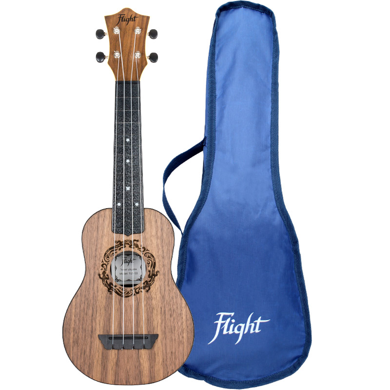 Flight TUS50 Salamander Travel Ukelele Soprano