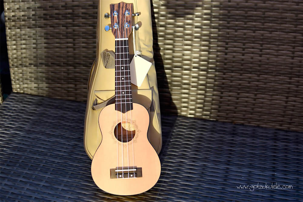 Flight DUS 320 SP/ZEB Soprano Ukulele - Review