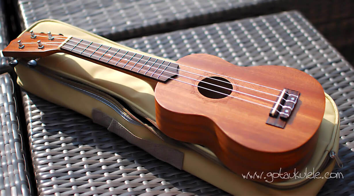 Flight NUS310 Soprano Ukulele - Review