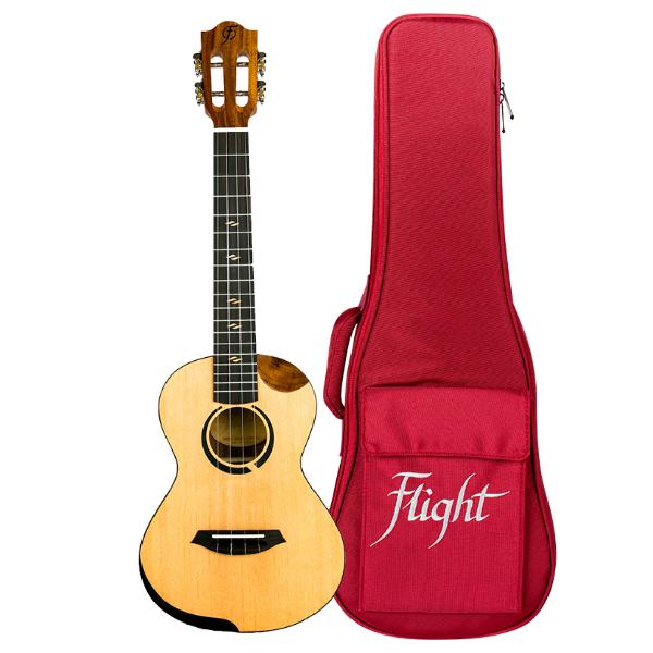 Flight Victoria EQ-A Concert Ukulele