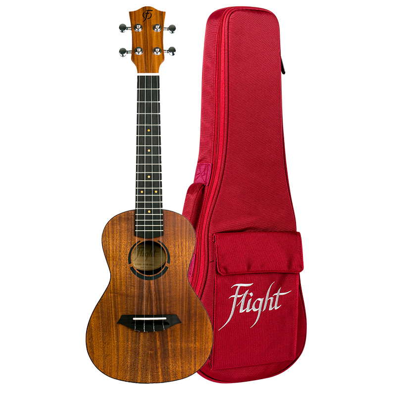 Flight Juliana Acacia Concert Ukulele