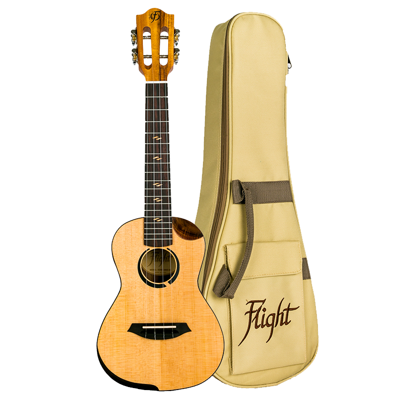 Flight Victoria CEQ Tenor Ukulele