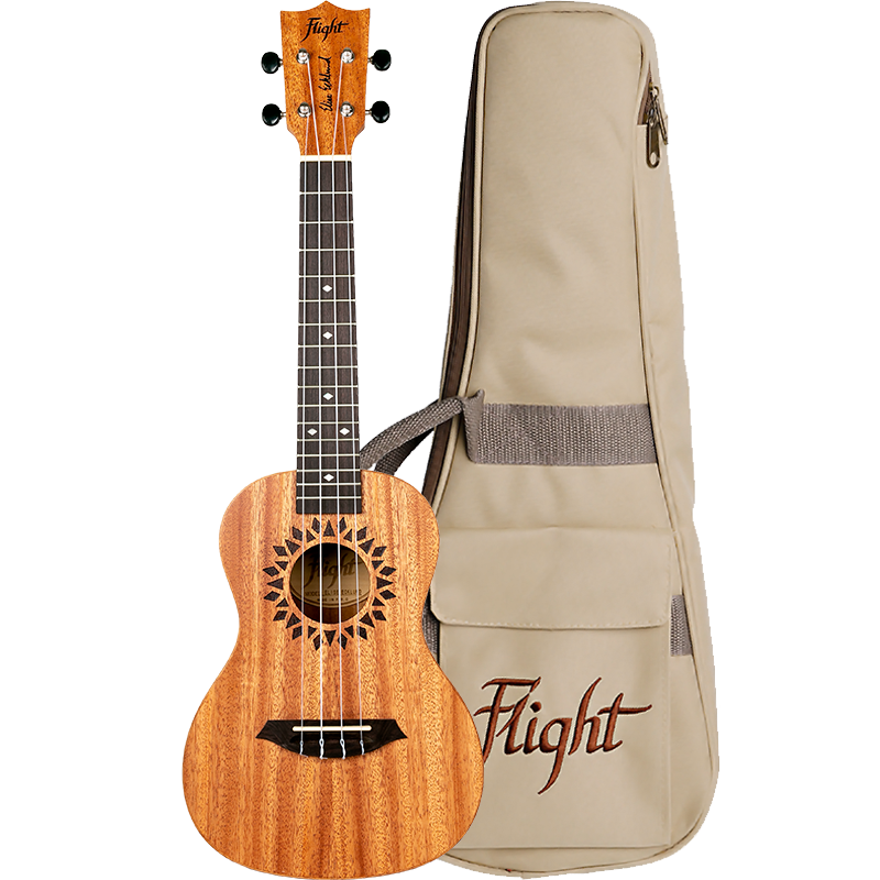 Flight Signature De Elise Ecklund Ukelele Concierto
