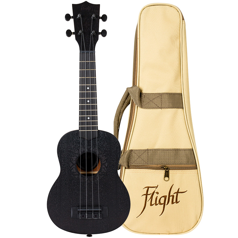 Flight NUS310 Blackbird Ukelele Soprano