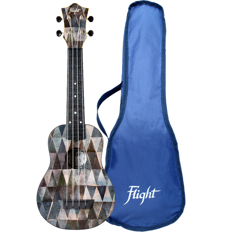Flight TUS40 Arcana Travel Soprano Ukulele
