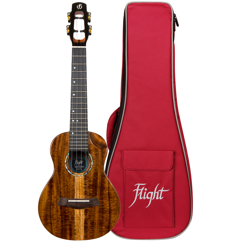 Flight Spirit Electro-Acoustic Concert Ukulele