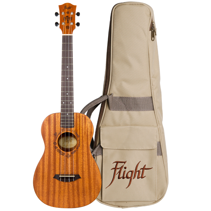 Flight DUB38 EQ-A Baritone Ukulele