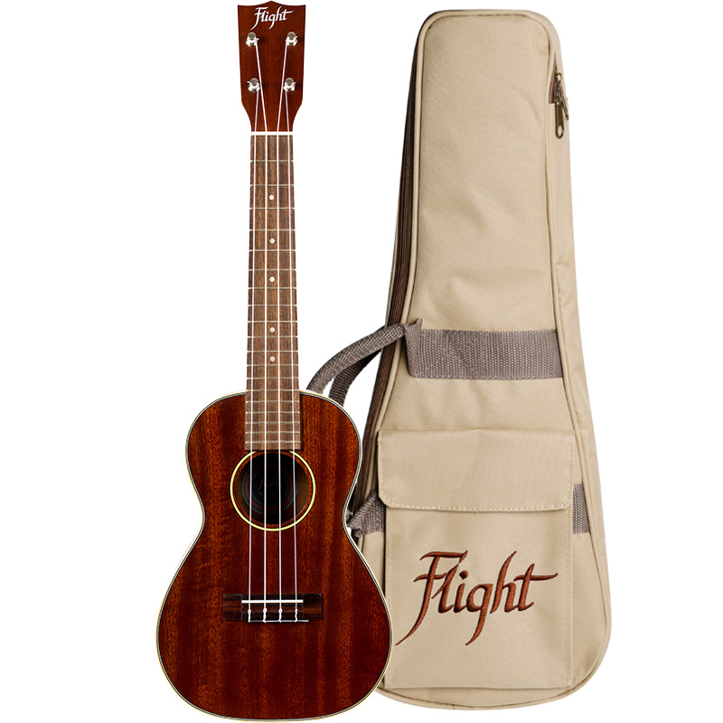 Flight MUC-2 All-solid Mahogany Concert Ukulele