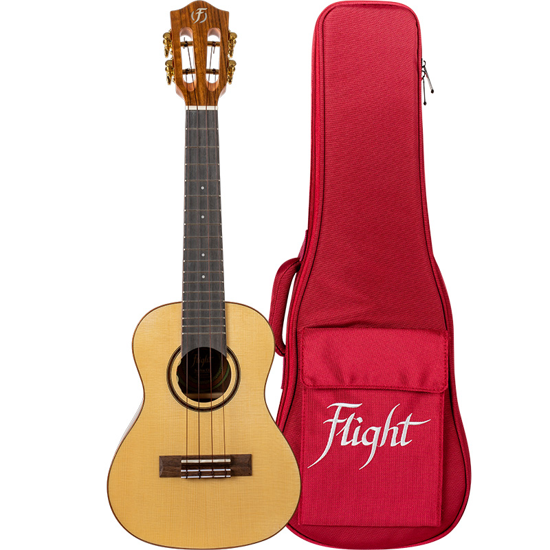 Flight Sophia TE Tenor Electro-Acoustic Ukulele