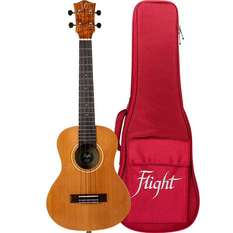 Flight Leia TE Tenor Electro-Acoustic Ukulele