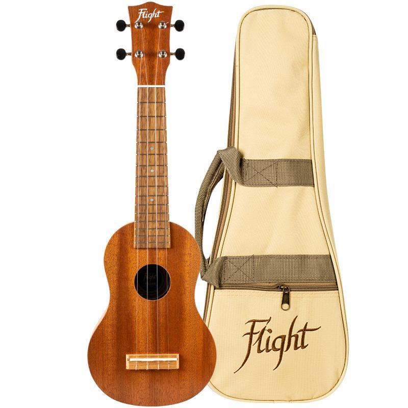 Укулеле сопрано Flight WUS-3 Mahogany