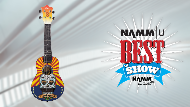 Flight Wins NAMM Best In Show
