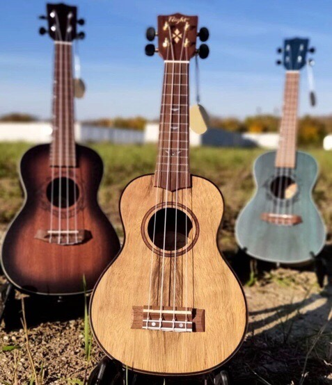 Ukulele Sizes – Part 1
