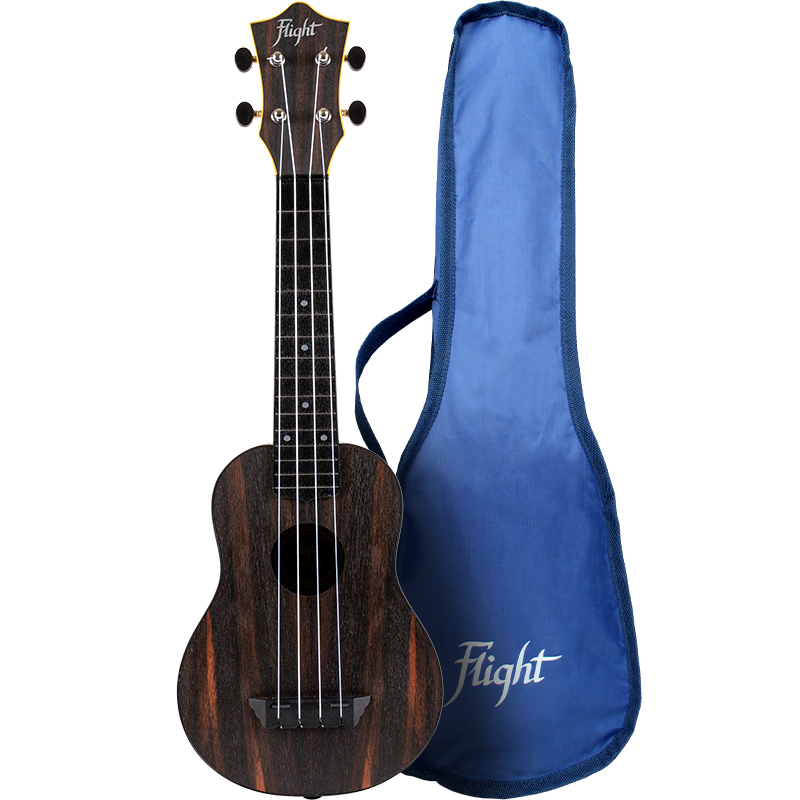 Flight TUS-55 Amara Travel Ukelele Soprano