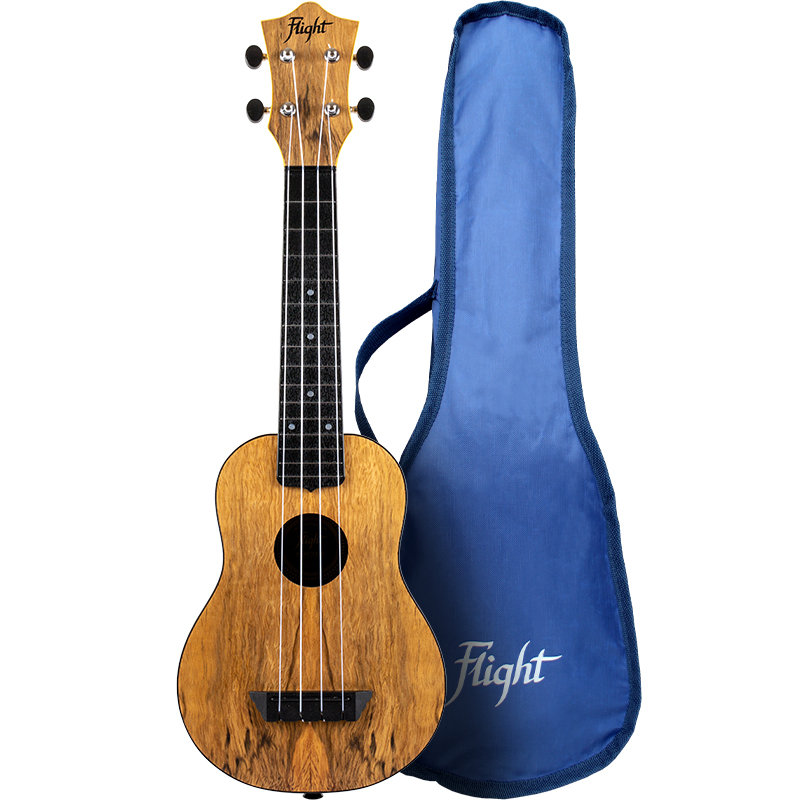 Flight TUS-55 Mango Travel Ukelele Soprano