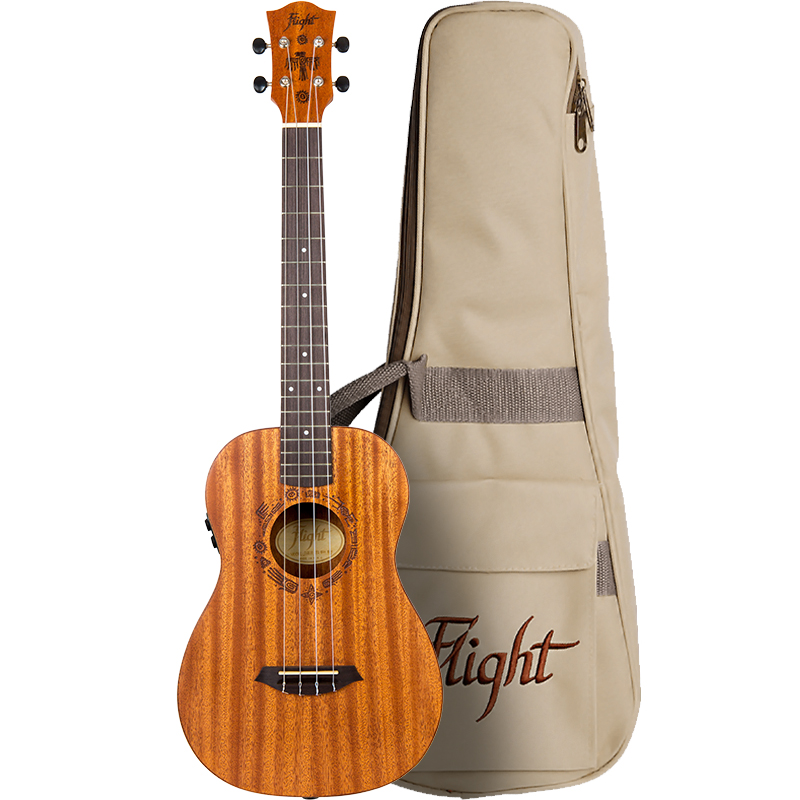 Flight DUB38 MAH Soundwave Baritone Ukulele