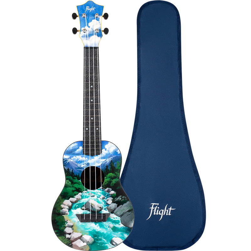 Flight TUC-30 SLO Concert Travel Ukulele