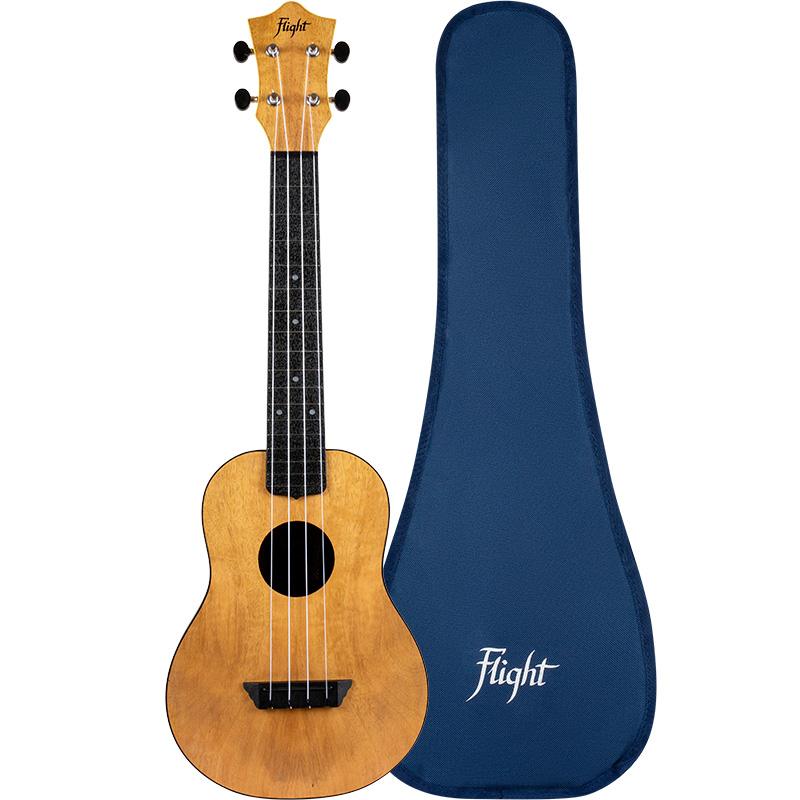 Flight TUC-55 Mango Concert Travel Ukulele