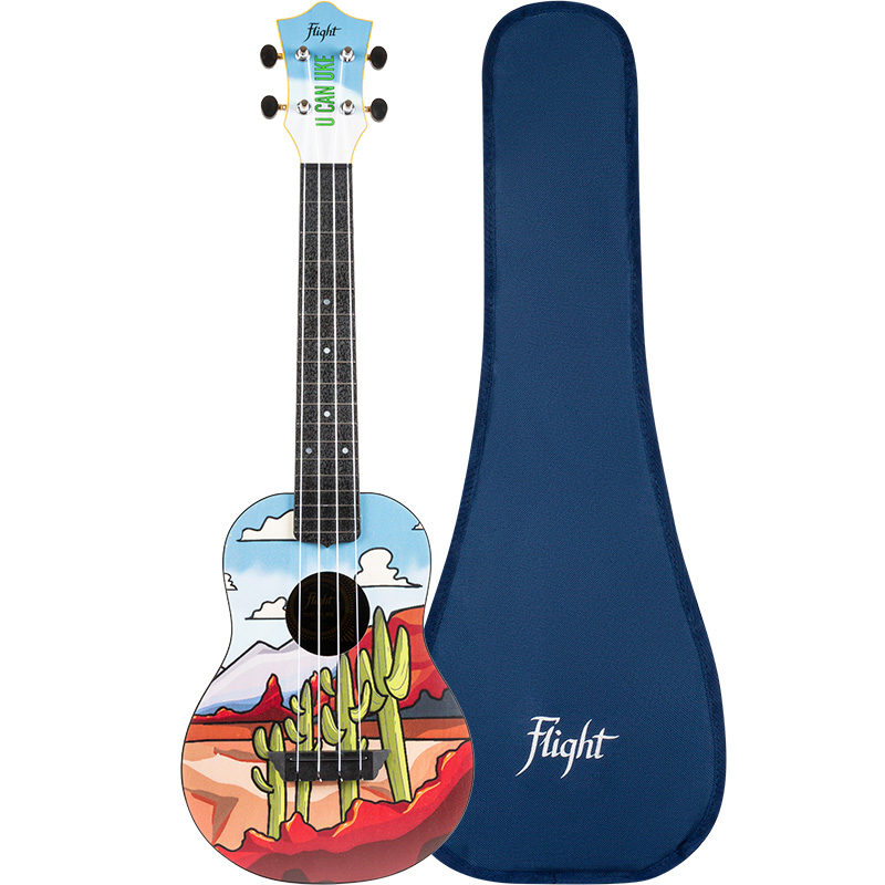 Flight TUC-UCU Concert Travel Ukulele