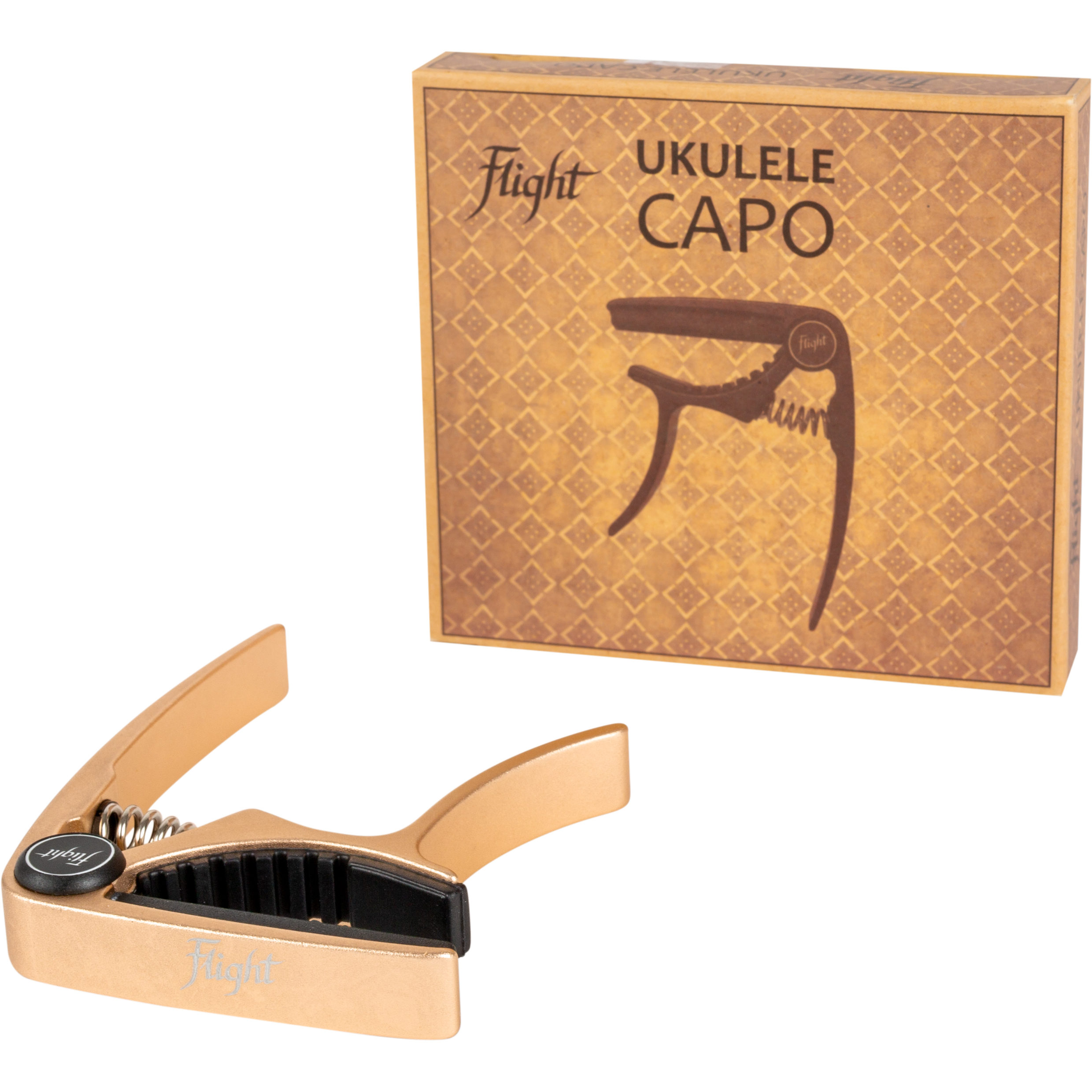Flight FC-GD Gold Ukulele Capo