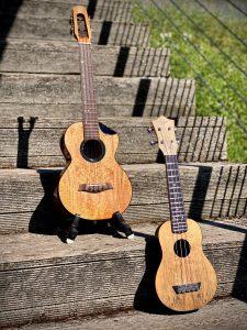 Flight Fireball ukulele