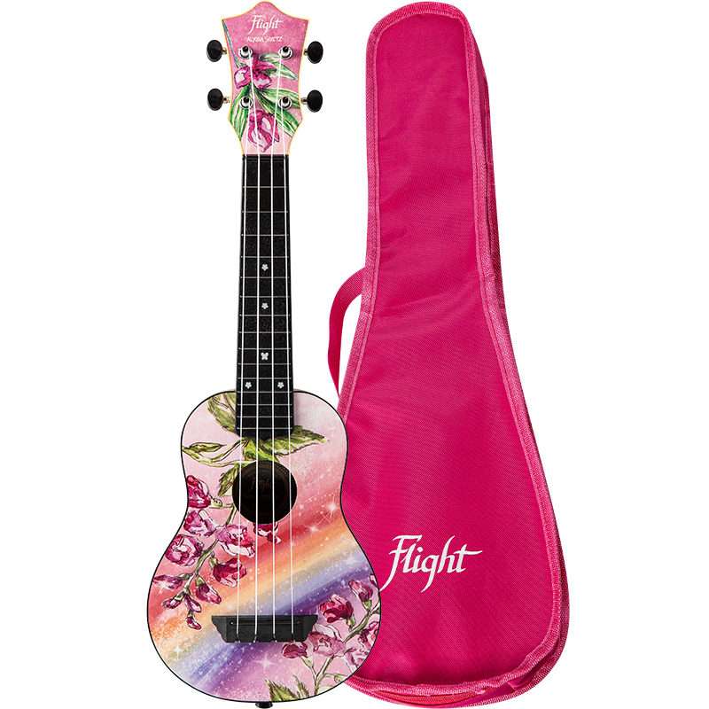 Flight Alyona Shvetz Signature Ukulele