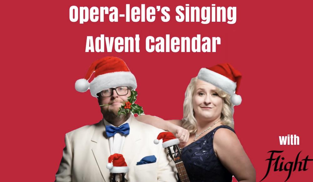 Opera-lele's Singing Advent Calendar