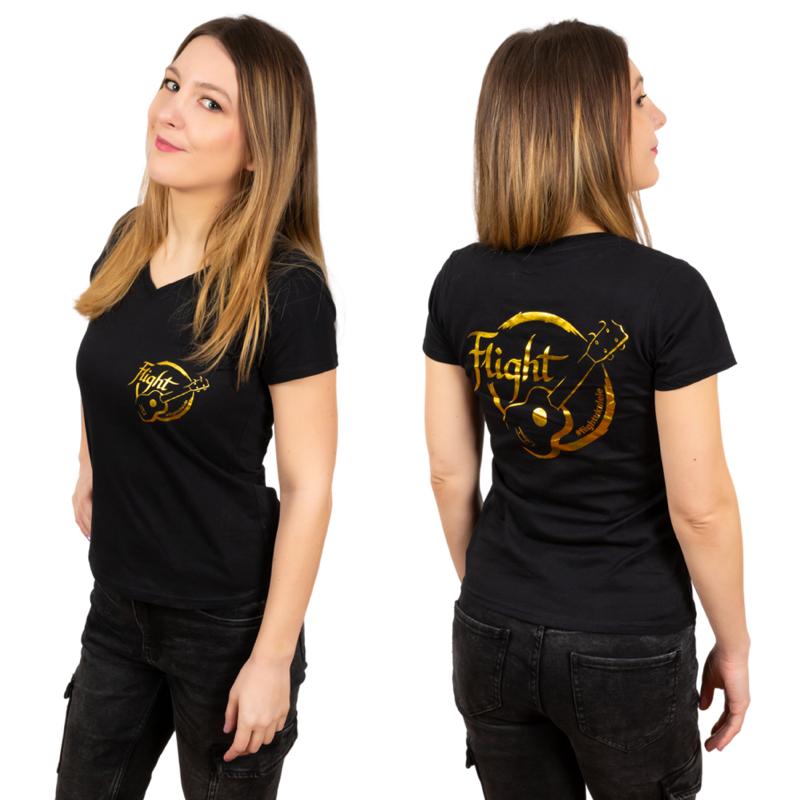 Flight Camiseta Para Mujer
