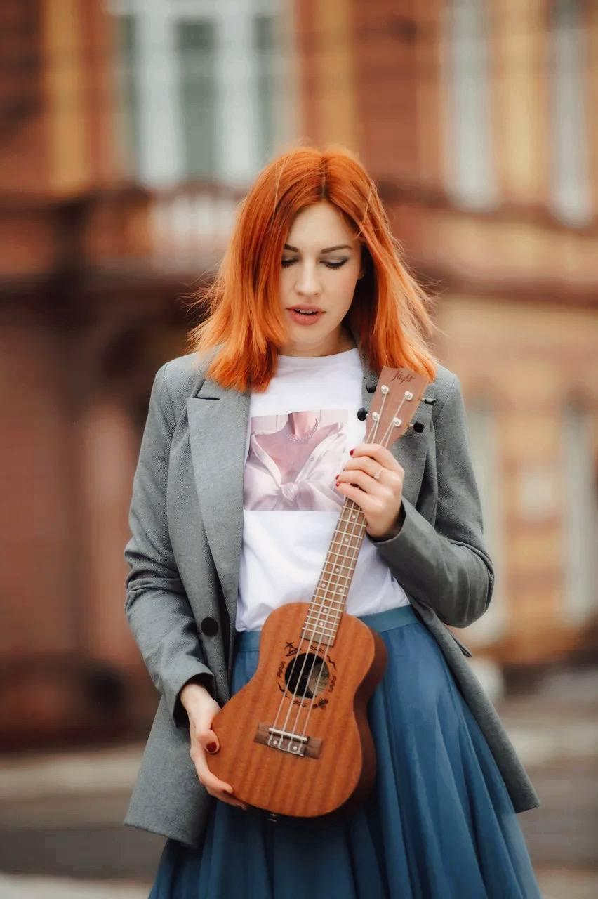 Anna Fridrik, Russia