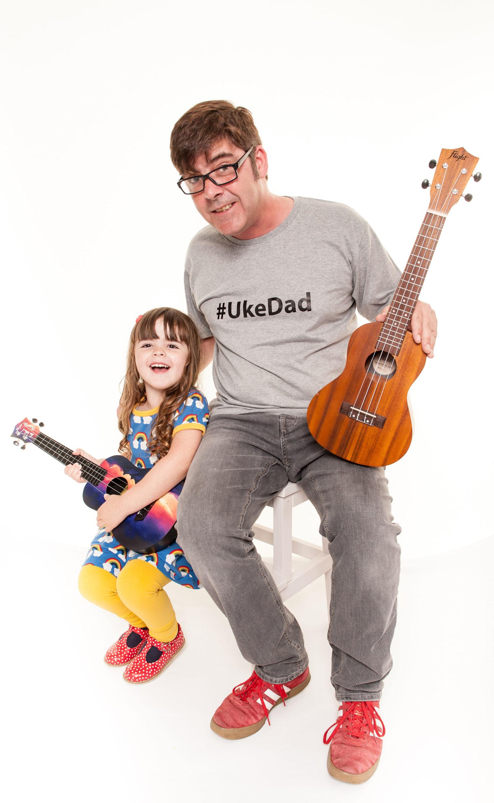 Uke Dad, UK