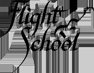 Flight School - Logo
